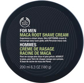 The Body Shop Maca Root for Men Shave Cream (20...