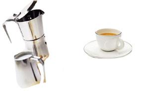Giannini Espressokocher 3 Tassen