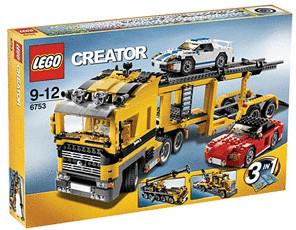 LEGO Creator Autotransporter (6753)