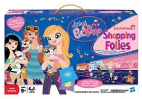 Hasbro Littlest Pet Shop Shopping Folies