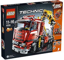 LEGO Technic - Le camion-grue (8258)