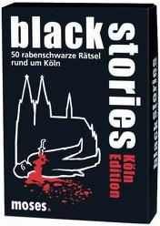 Moses Black Stories Köln Edition