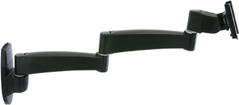 Image of Ergotron 200 Series Wall Mount Arm, 2 Extensions (45-234-200)