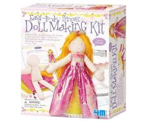 4M Doll Making Kit - Princess