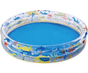 Kinderbadespaß-Spielzeuge Bestway Planschbecken Pool Deep Dive 152 X 30 Cm günstig kaufen