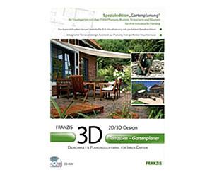 Franzis 3d terrassen gartenplaner win de ab 1 00 for Architekt 3d gartenplaner