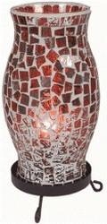 Näve 325198 Mosaiktischleuchte orange