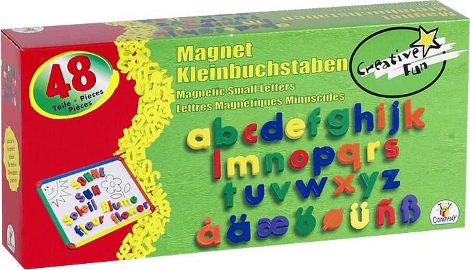 The Toy Company Magnetbuchstaben klein (12977)