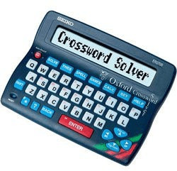 Seiko ER-3700 Oxford Crossword Solver
