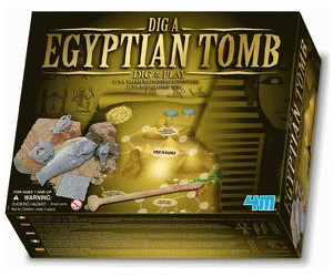 4M Dig & PLay - Egyptian Tomb