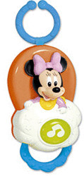 Clementoni Musik-Ring Minnie Mouse