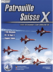 Patrouille Suisse X (Add-On) (PC)