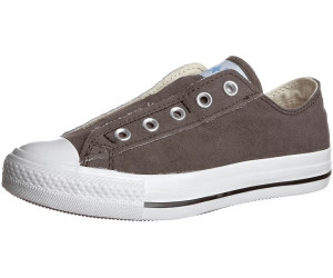 Converse Chuck Taylor All Star Chocolate Slip Canvas Shoes