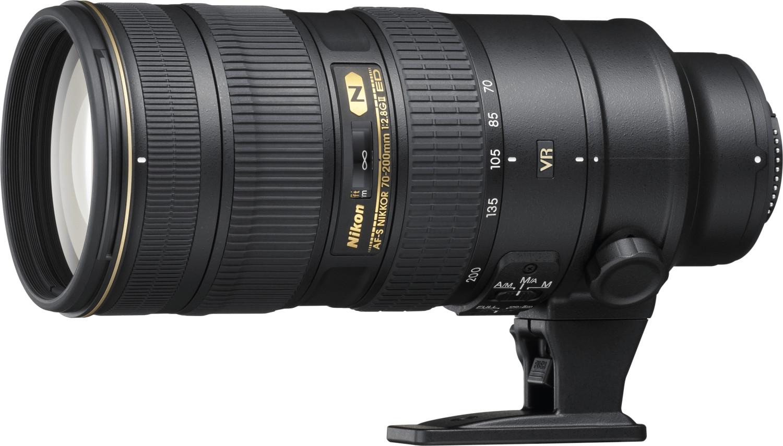 Nikon AF-S Nikkor 70-200 mm f2.8 G ED VR II