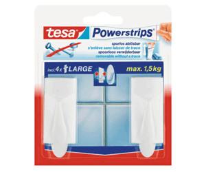 Tesa Powerstrips Haken Large Trend 2 Stk Ab 345