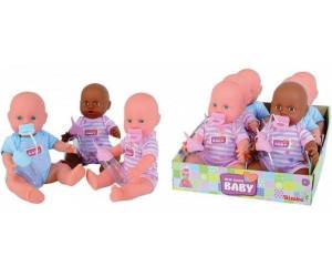 Simba New Born Baby Vinylbaby 3 Sort 105036686 Ab 6 00