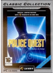 Police Quest: 4 Complete Games (PC)