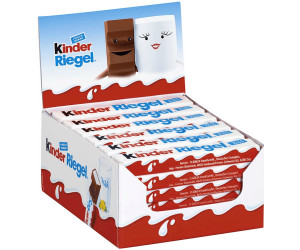ferrero kinder riegel 36er packung ab 8 69 preisvergleich bei. Black Bedroom Furniture Sets. Home Design Ideas