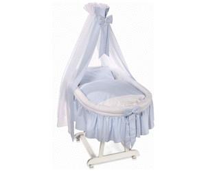 Krone blau babybett krone wickelkommode kleiderschrank stubenwagen