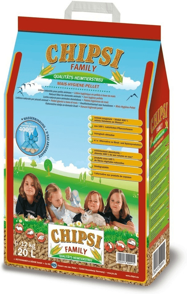 Chipsi Family 20L