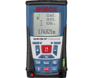 Laser Entfernungsmesser Bosch Glm 250 Vf : Bosch glm vf professional ab u ac preisvergleich bei