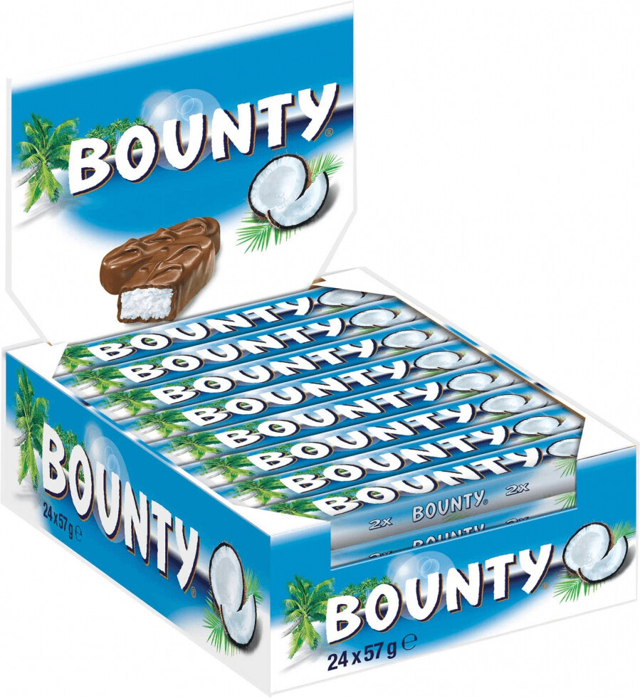 Bounty (24 x 57 g)