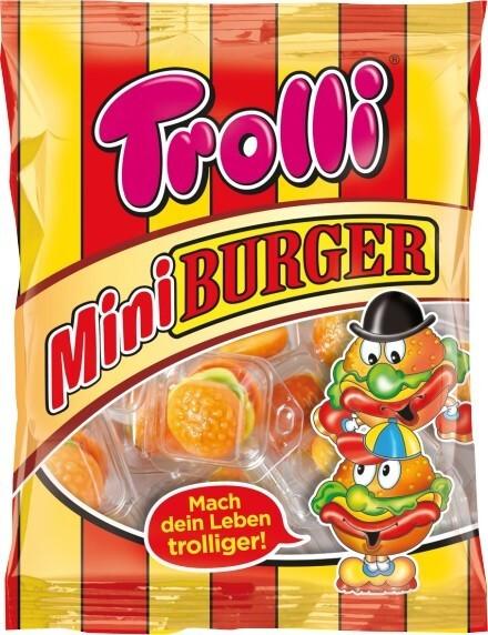 Trolli Mini Burger (170 g)
