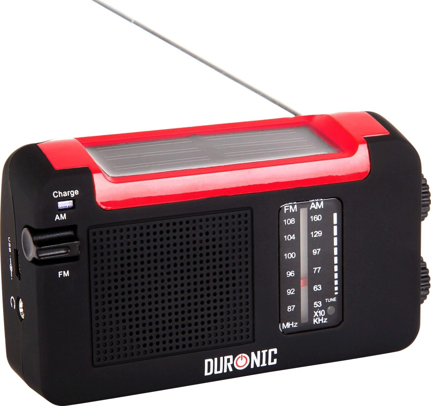 Image of Duronic Hybrid Radio
