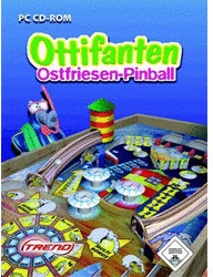 Ottifanten: Ostfriesen-Pinball - Metallbox (PC)