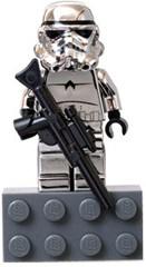 LEGO Star Wars - Aimant Stormtrooper 10ème anniversaire (852737)