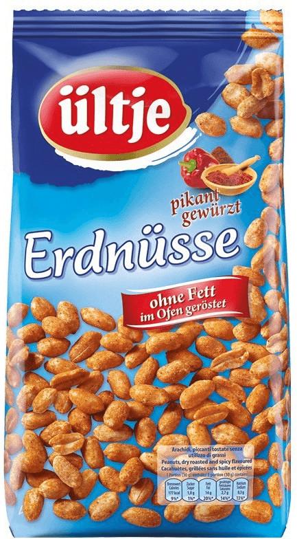 Ültje Erdnüsse ohne Fett geröstet (1000 g)