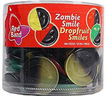 Red Band Zombie Smile (1150 g)
