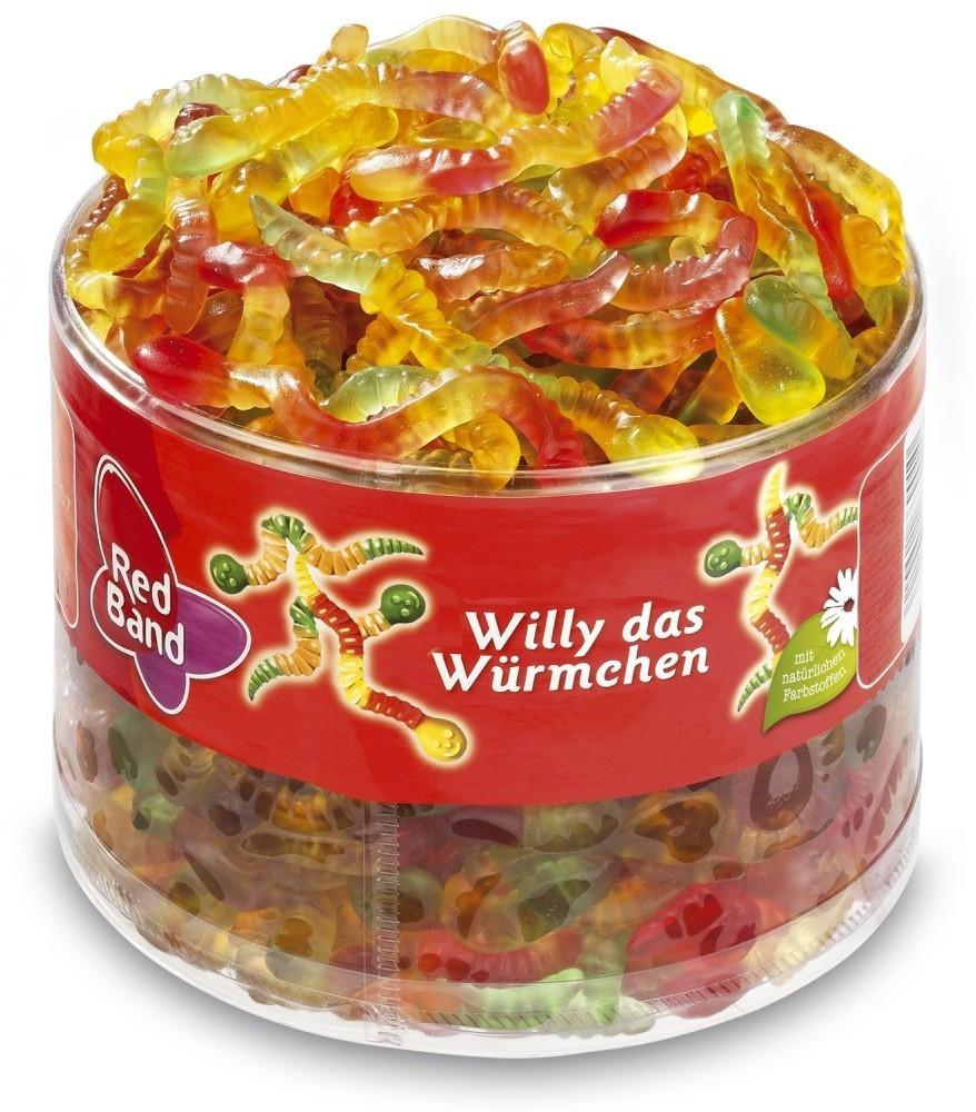Red Band Willy das Würmchen (1050 g)