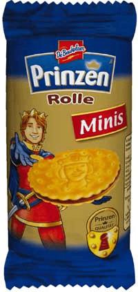 De Beukelaer Prinzenrolle Minis (37,5 g)