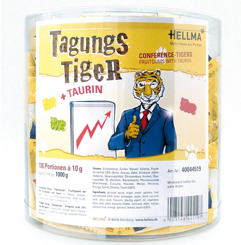 Hellma Tagungs Tiger (1000 g)