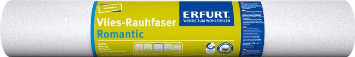 Erfurt Vlies-Rauhfaser Romantic (15m x 0,53m = ...