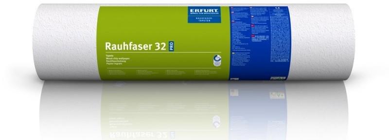 Erfurt Rauhfaser 32 (33,5 m x 0,53 m = 17,76 m²)