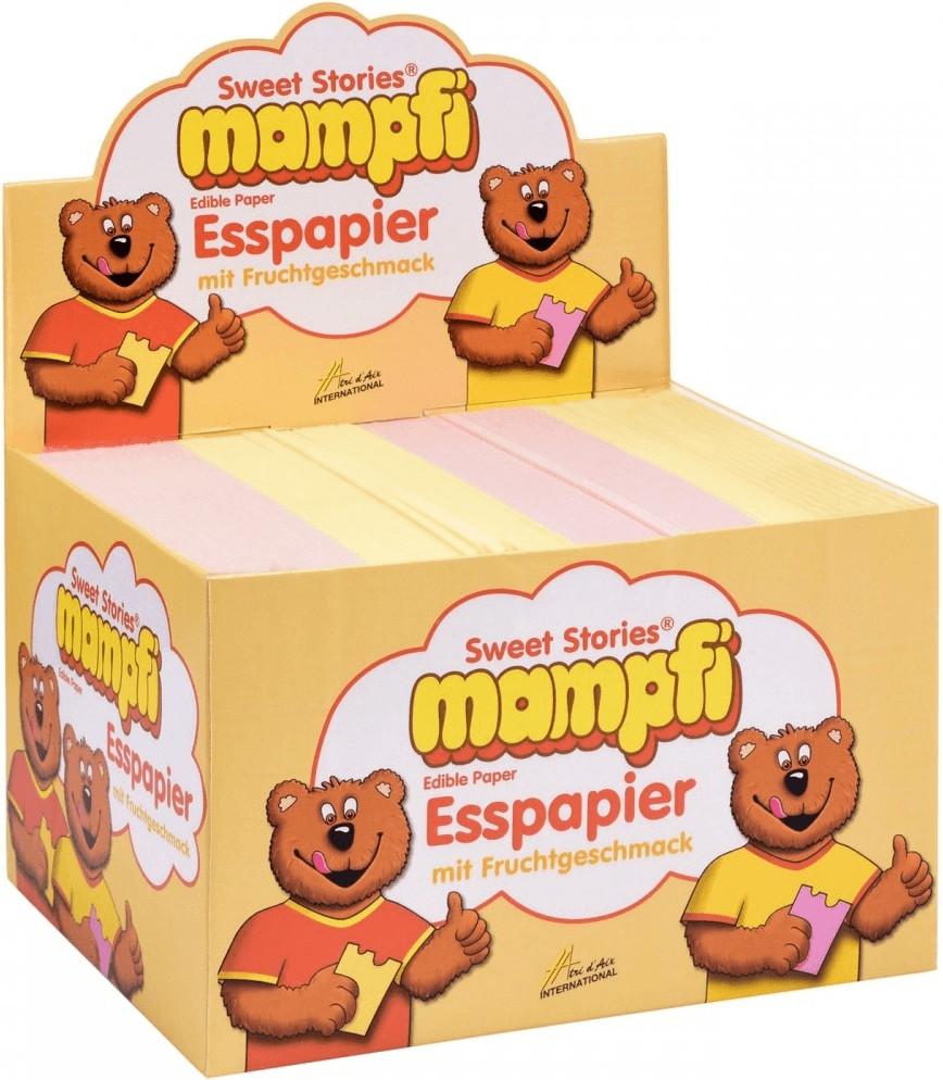Valora Trade mampfi Esspapier Frucht (200 Stk.)