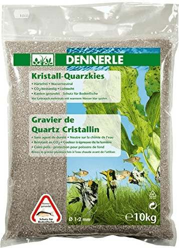 Dennerle Kristall-Quarzkies naturweiß 5 kg
