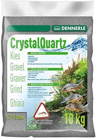 Dennerle Kristall-Quarzkies schiefergrau 10 kg