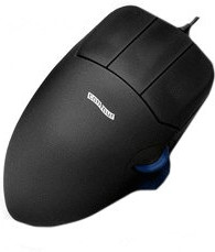 Image of Contour Left Handed Mouse Large