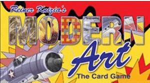 Gryphon Games Modern Art: The Card Game (englisch)