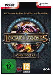 League of Legends: Collector´s Pack (PC)