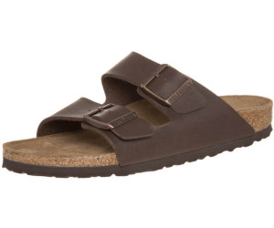7c421acefb94d Buy Birkenstock Arizona Birko-Flor dark brown from £39.35 – Best ...