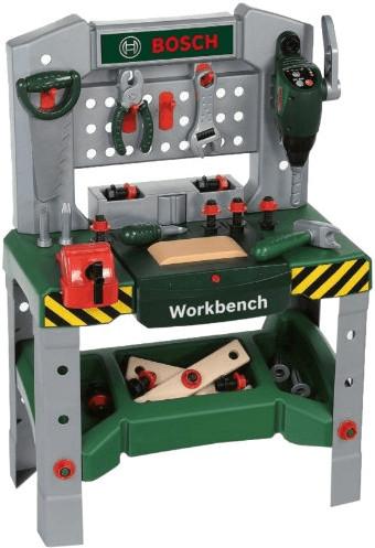 klein toys Bosch elektronische Werkbank (8624)