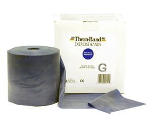 Original Thera-Band Übungsband2 m blau extra starkWiderstandsband Fitness