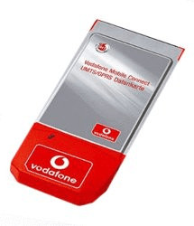 Vodafone Mobile Connect Card UMTS