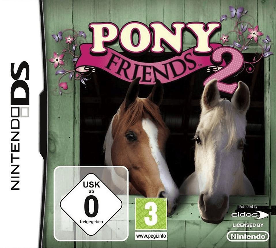 Pony Friends 2 (DS)