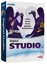 Corel Digital Studio 2010 (Win) (DE)