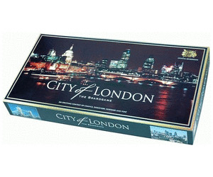 Image of Green Board Games City of London Board Game